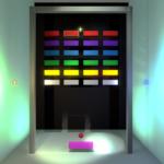 Unity5でブロック崩しの見た目をLighting(ライティング)で変更する