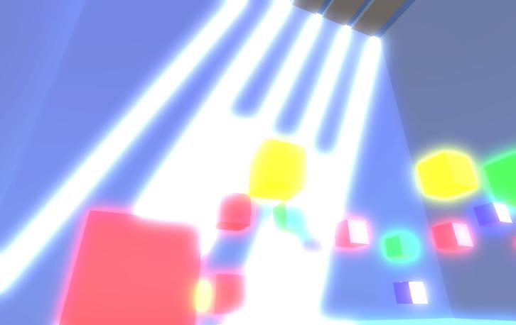 Unity5.3でネオンのように発光させる(ブルームBloom)方法