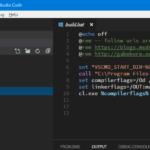 VSCodeでVisualStudio2017のcl.exeを使う場合、VsDevCmd.batとVSCMD_START_DIRに注意